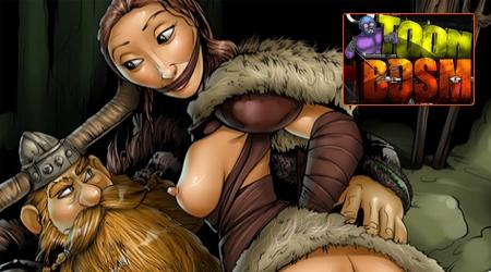'Visit 'Toon BDSM''