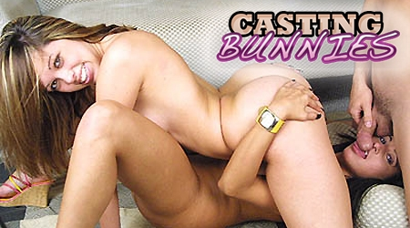 'Visit 'Casting Bunnies''