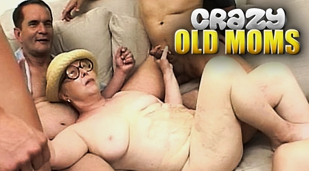 'Visit 'Crazy Old Moms''