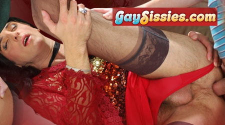 'Visit 'Gay Sissies''
