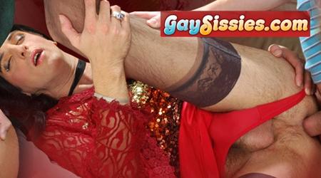 'Visit 'Gay Sissies''