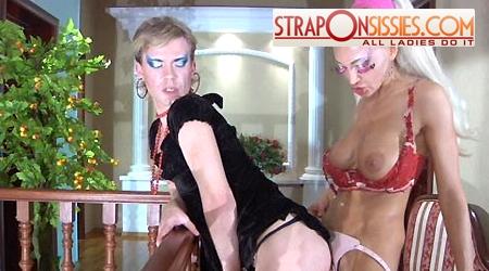 'Visit 'Strapon Sissies''