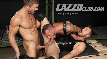 'Visit 'Cazzo Club''