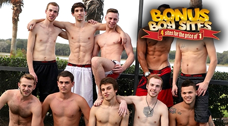'Visit 'Bonus Boy Sites''