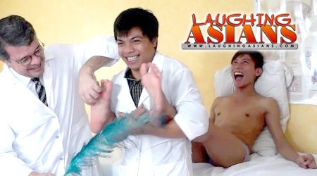 'Visit 'Laughing Asians''