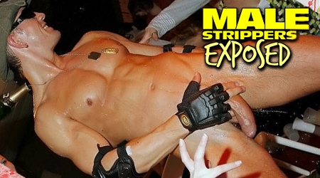 'Visit 'Male Strippers Exposed''