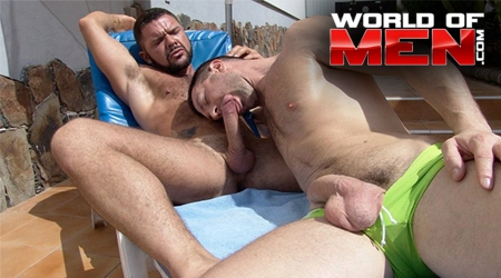 'Visit 'World Of Men''