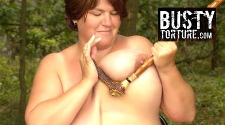 'Visit 'Busty Torture''
