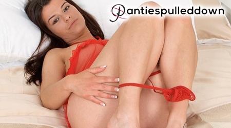 'Visit 'Panties Pulled Down''