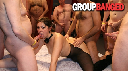 'Visit 'Group Banged''