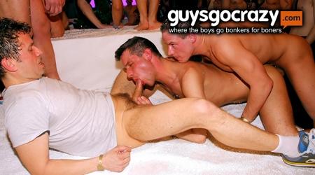 'Visit 'Guys Go Crazy''