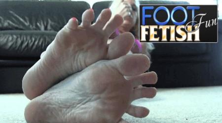 'Visit 'Foot Fetish Fun''