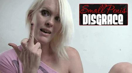 'Visit 'Small Penis Disgrace''