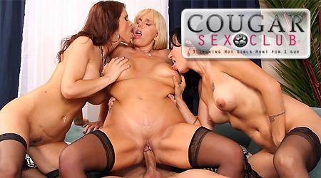 'Visit 'Cougar Sex Club''