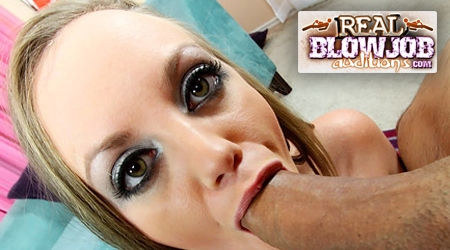 'Visit 'Real Blowjob Auditions''