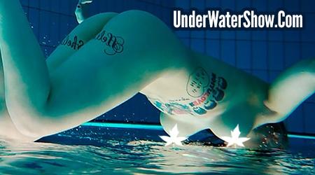 'Visit 'Underwater Show''