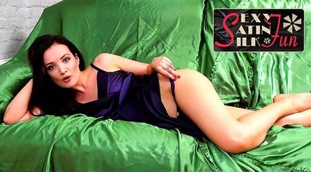 'Visit 'Sexy Satin Silk Fun''
