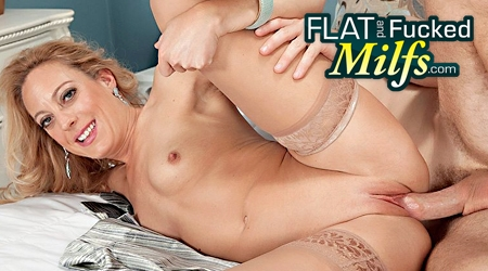 'Visit 'Flat And Fucked MILFs''