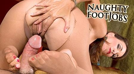 'Visit 'Naughty Footjobs''
