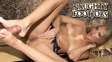 'Visit 'Naughty Footjobs''