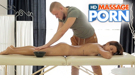 Massage porno hd