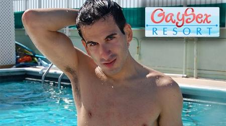 'Visit 'Gay Sex Resort''
