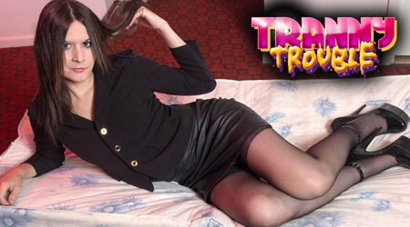 'Visit 'Tranny Trouble''