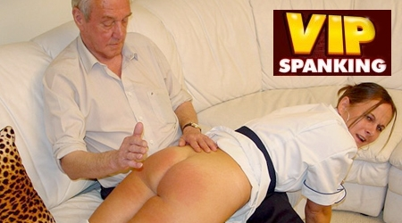 'Visit 'VIP Spanking''