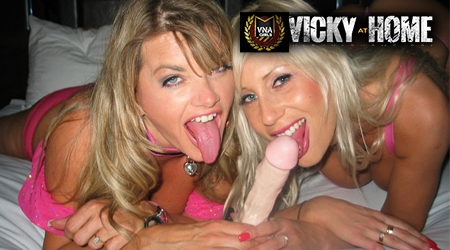 'Visit 'Vicky At Home''