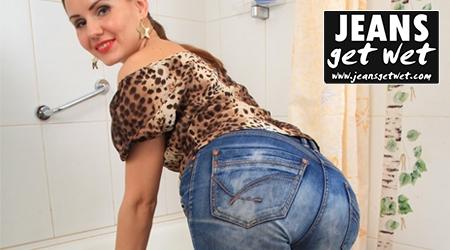 'Visit 'Jeans Get Wet''