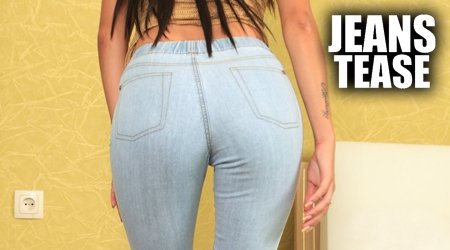'Visit 'Jeans Tease''