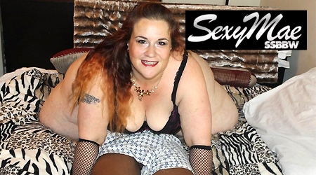 'Visit 'Sexy Mae BBW''