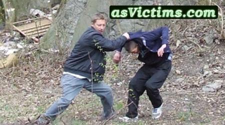 'Visit 'As Victims''