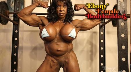 'Visit 'Ebony Female Bodybuilders''
