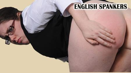 'Visit 'English Spankers''
