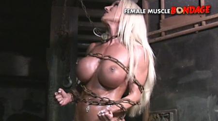 'Visit 'Female Muscle Bondage''