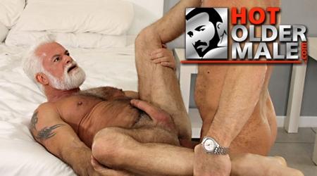 'Visit 'Hot Older Male''