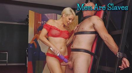 'Visit 'Men Are Slaves''