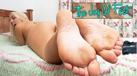 'Visit 'The Joy Of Feet''