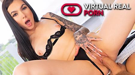 'Visit 'Virtual Real Porn''