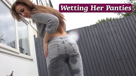 'Visit 'Wetting Her Panties''