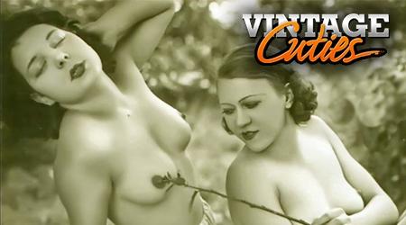 'Visit 'Vintage Cuties''