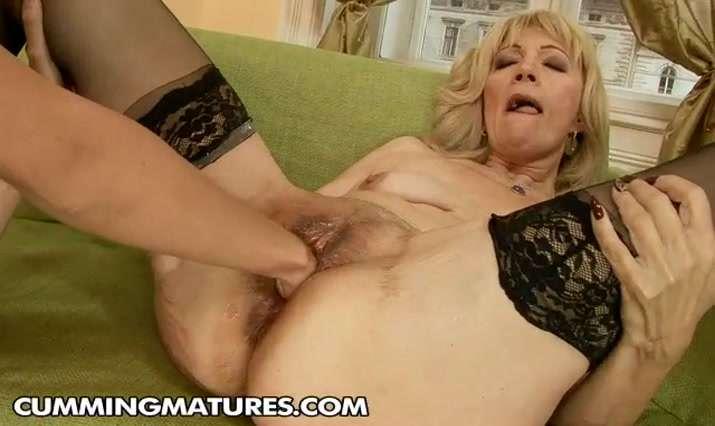 Cumming Matures Video