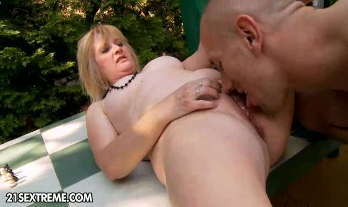Lusty Grandmas Video