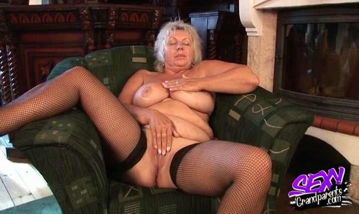 Sexy Grandparents Video