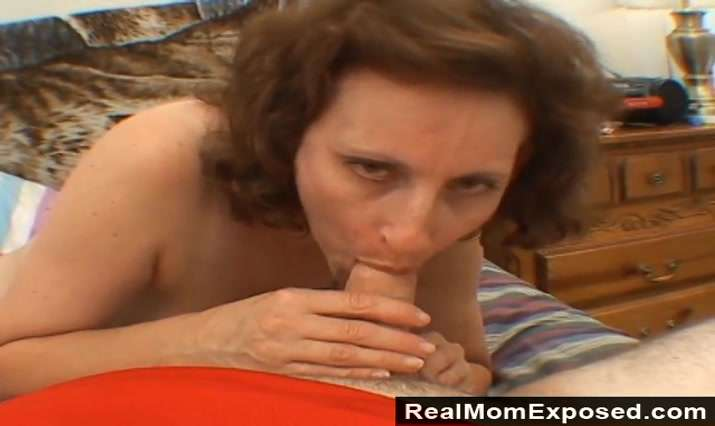 Real Mom Exposed Video