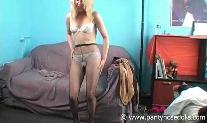 Pantyhose Dolls Video