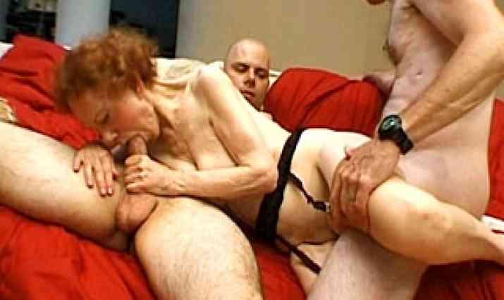 Grannies Fucked Video