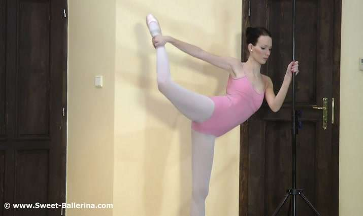 Sweet Ballerina Video