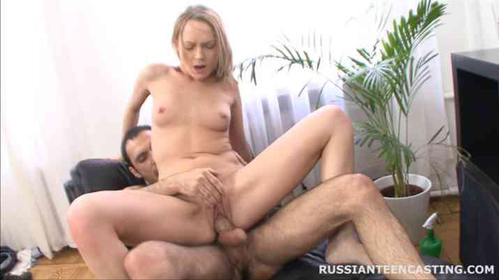 Russian wife audition video sex
